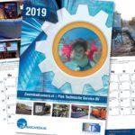 PTS kalender 2019