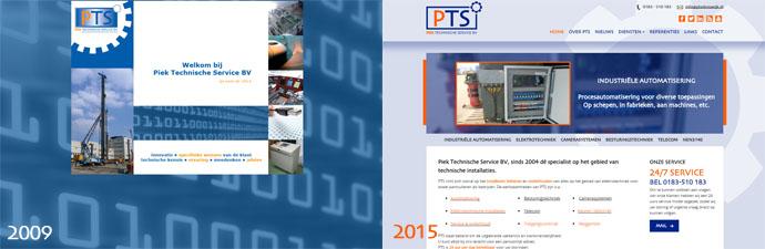 pts-nieuwe-website